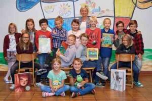 3b Klassenlehrerin Elfriede Zammernig BEd