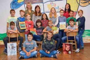 4b  Klassenlehrerin Verena Lackenbucher