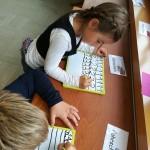 Schreiben auf der Zaubertafel