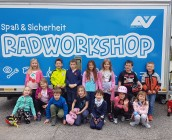 Radworkshop Gruppe